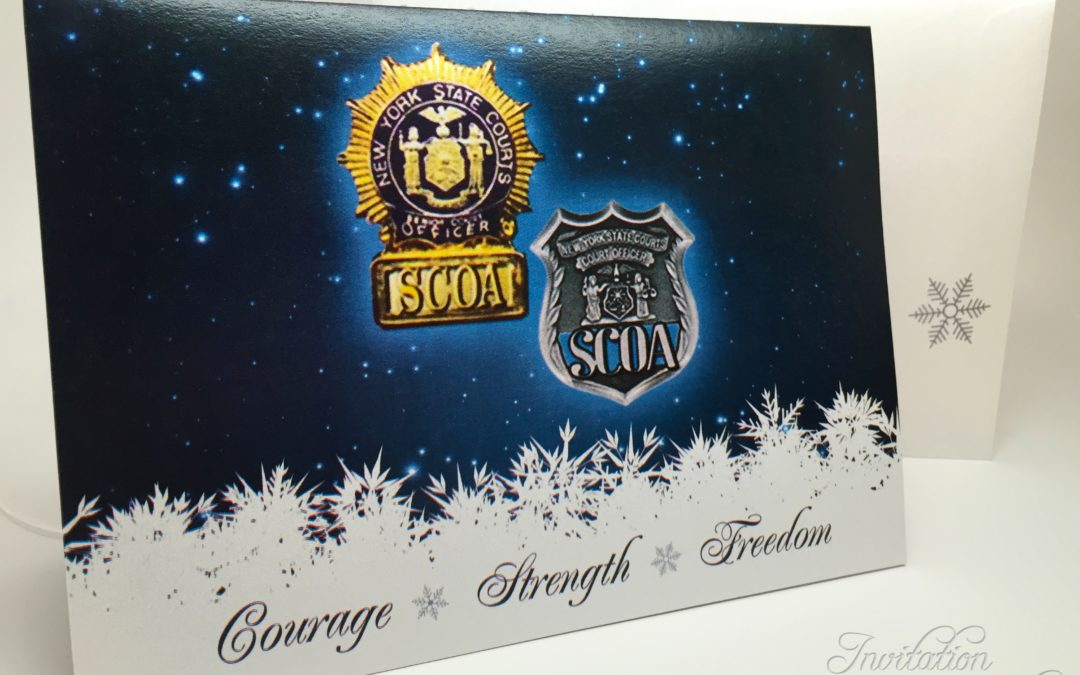 Supreme Court Officers Association Holiday Cards