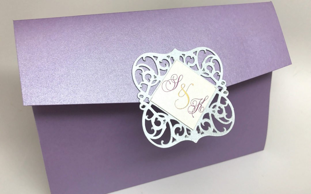 Disney Princess Wedding Invitation